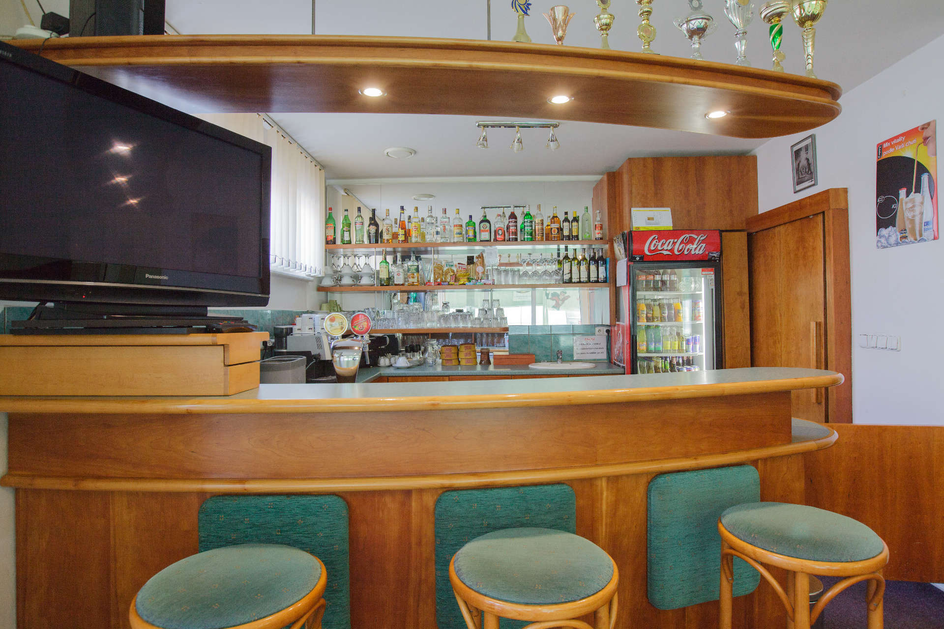 Bar restaurace – Pension Sport Poděbrady 2