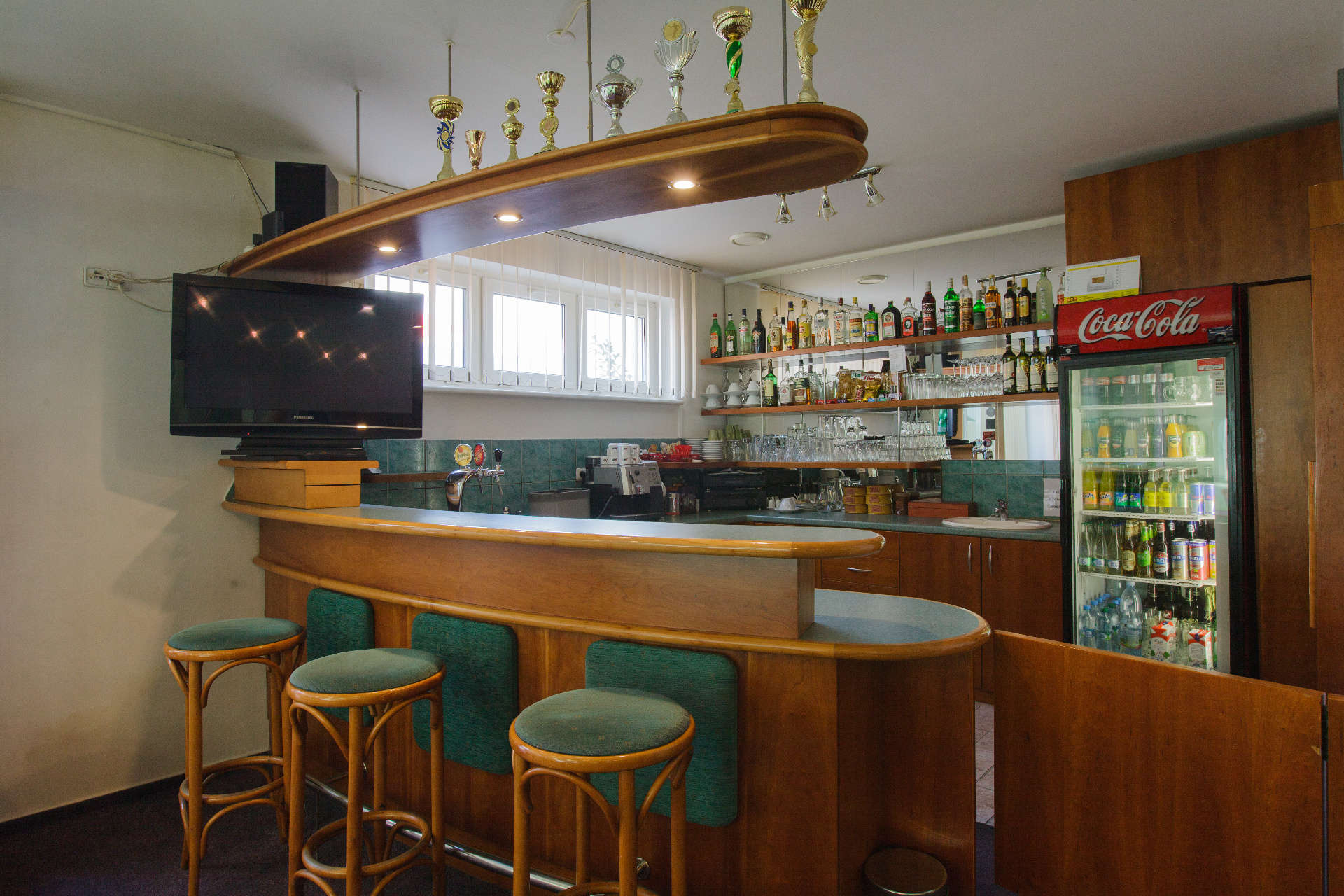 Bar restaurace – Pension Sport Poděbrady