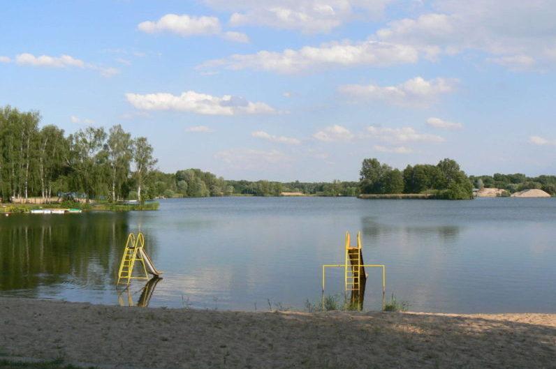 Koupaliště Jezero Poděbrady (autor: Kusurija)