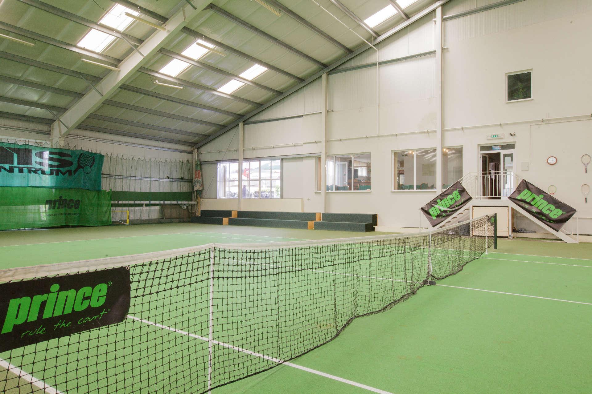 Tenisový kurt 2 – Pension Sport Poděbrady