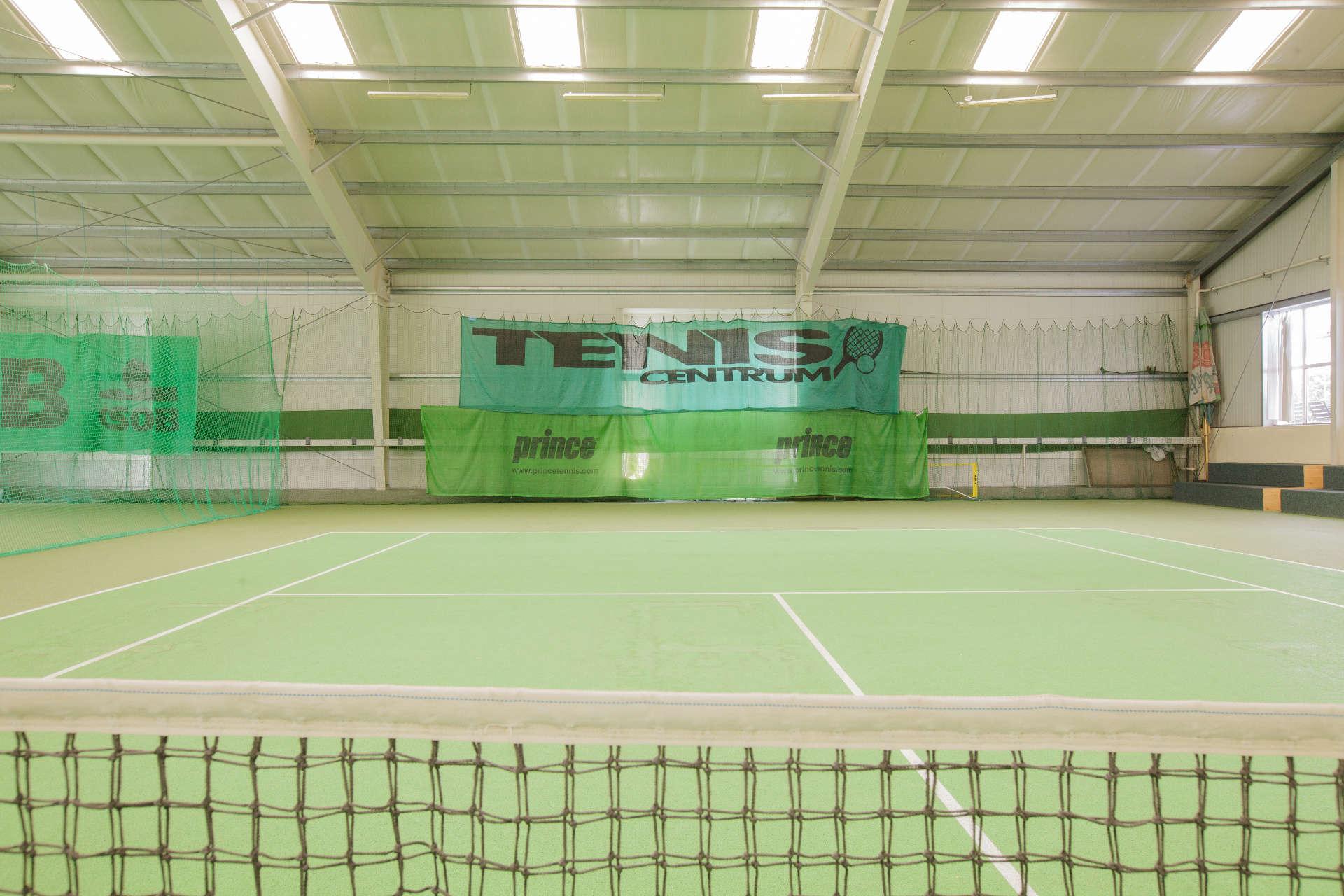 Tenisový kurt – Pension Sport Poděbrady